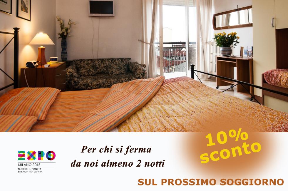 Dormire in zona Niguarda a Milano