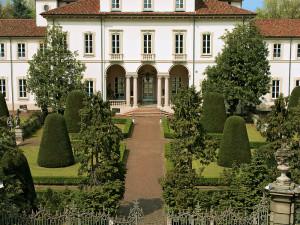 villa Clerici Milano